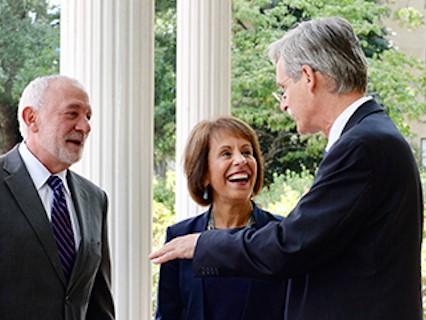 Carolina Rises as Global University with Strategic Partnerships Around the World