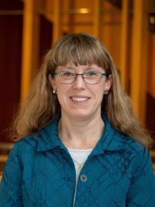 Headshot of Melissa