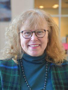 Portrait of Martha Martin