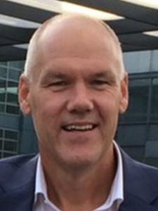 Head shot of Allan Heye