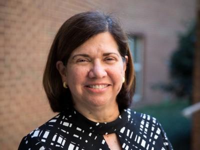 Head shot of Maribel Carrion