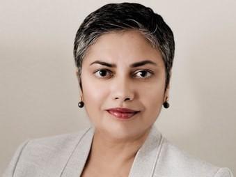 Head shot of Anusha Chari