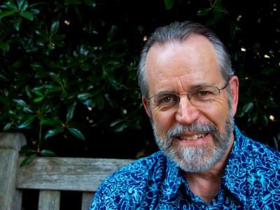 Head shot of Carl Ernst