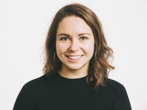 Headshot of student Sarah Mackenzie
