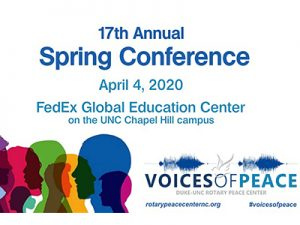 Flyer for Spring Conference