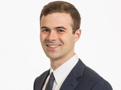 Headshot of Wesley Price