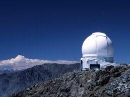 SOAR white telescope