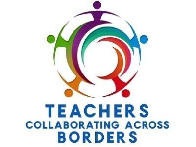 Logo for the Teachers Collaborating Across Borders program