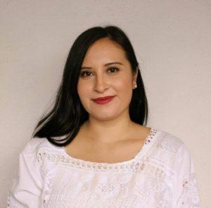 Headshot of Maria Gutierrez